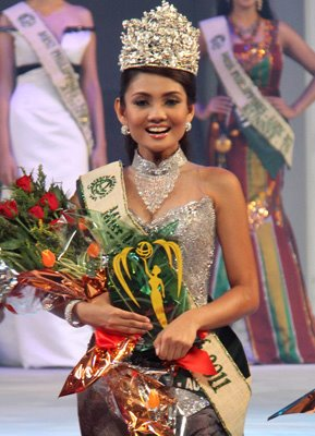 Athena Mae Imperial,miss earth water 2011,miss earth philippines 2011