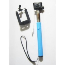 Buy Extendible Selfie Stick With Aux. Cable  at Rs.157 Via Ordervenue : Buy To Earn