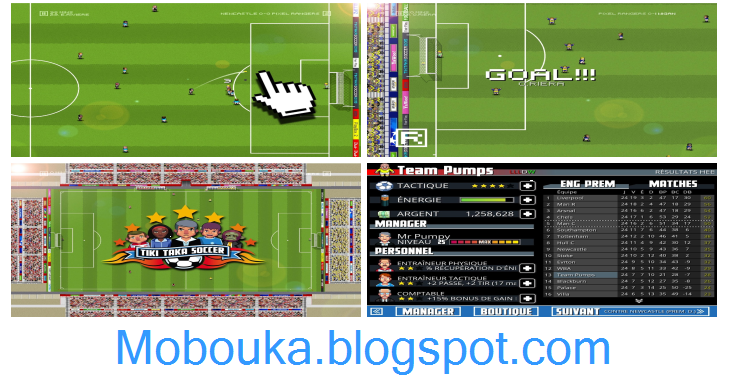 Tiki Taka Soccer 1.0.01.005 APK ANDROID screenshots