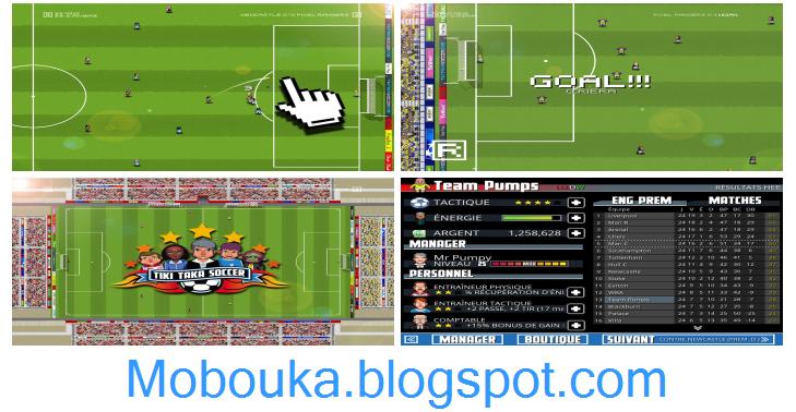Tiki Taka Soccer 1.0.01.005 APK ANDROID screenshots