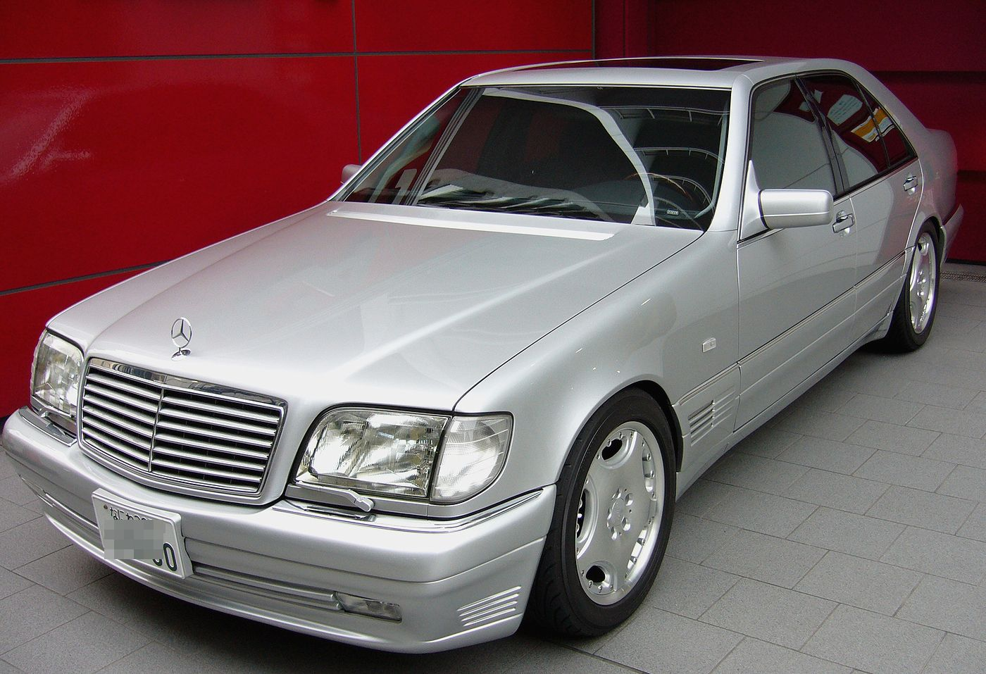 Mercedes benz w140 s320 lorinser look benztuning for Mercedes benz lorinser