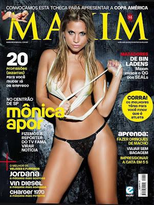 Monica Apor Maxim Magazine Wallpapers