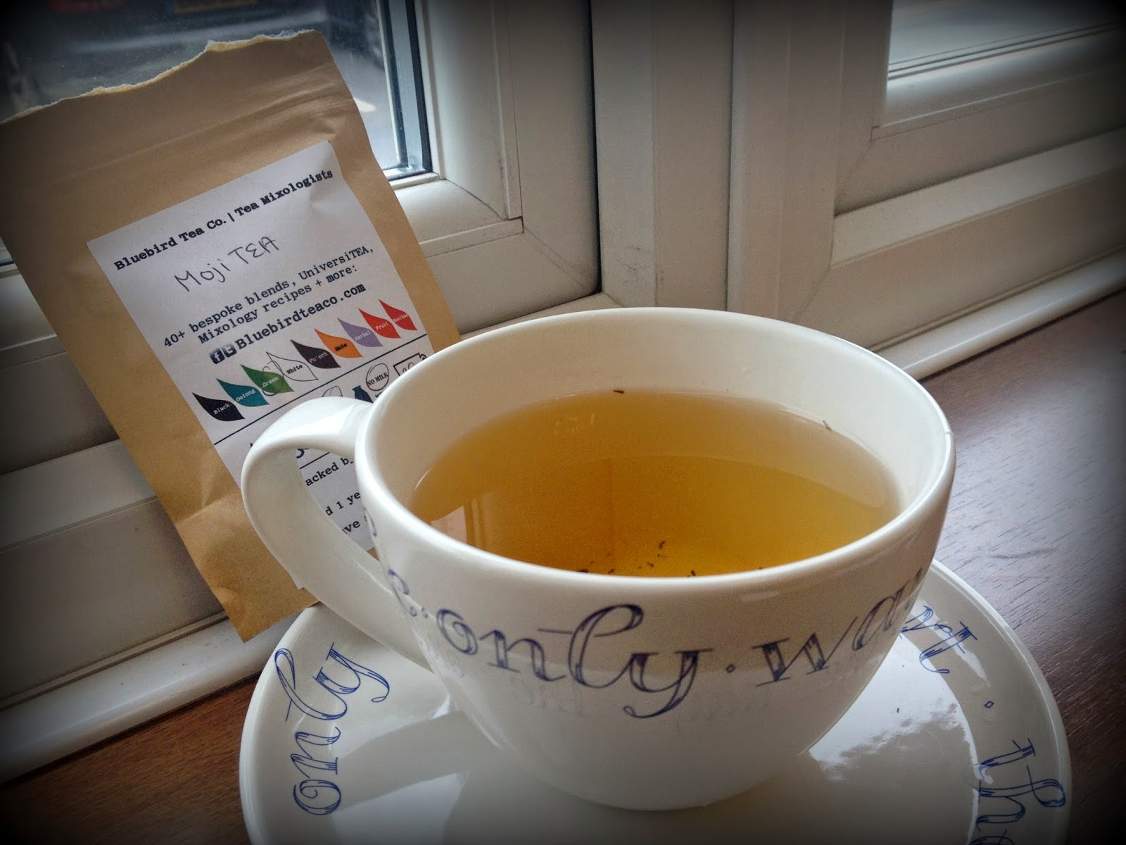 tea with lemongrass