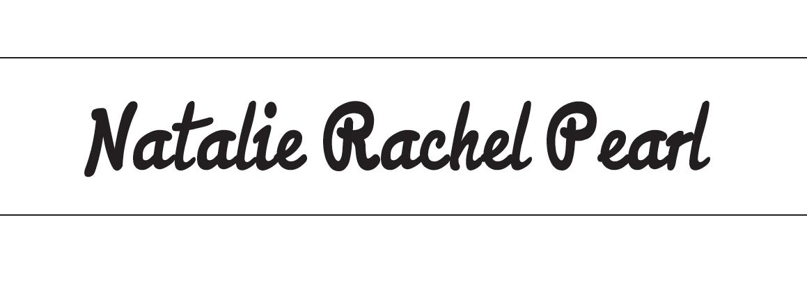Natalie Rachel Pearl