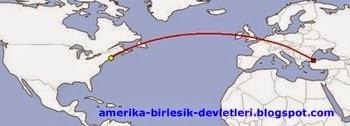 İstanbul-Boston Uçak Seferleri