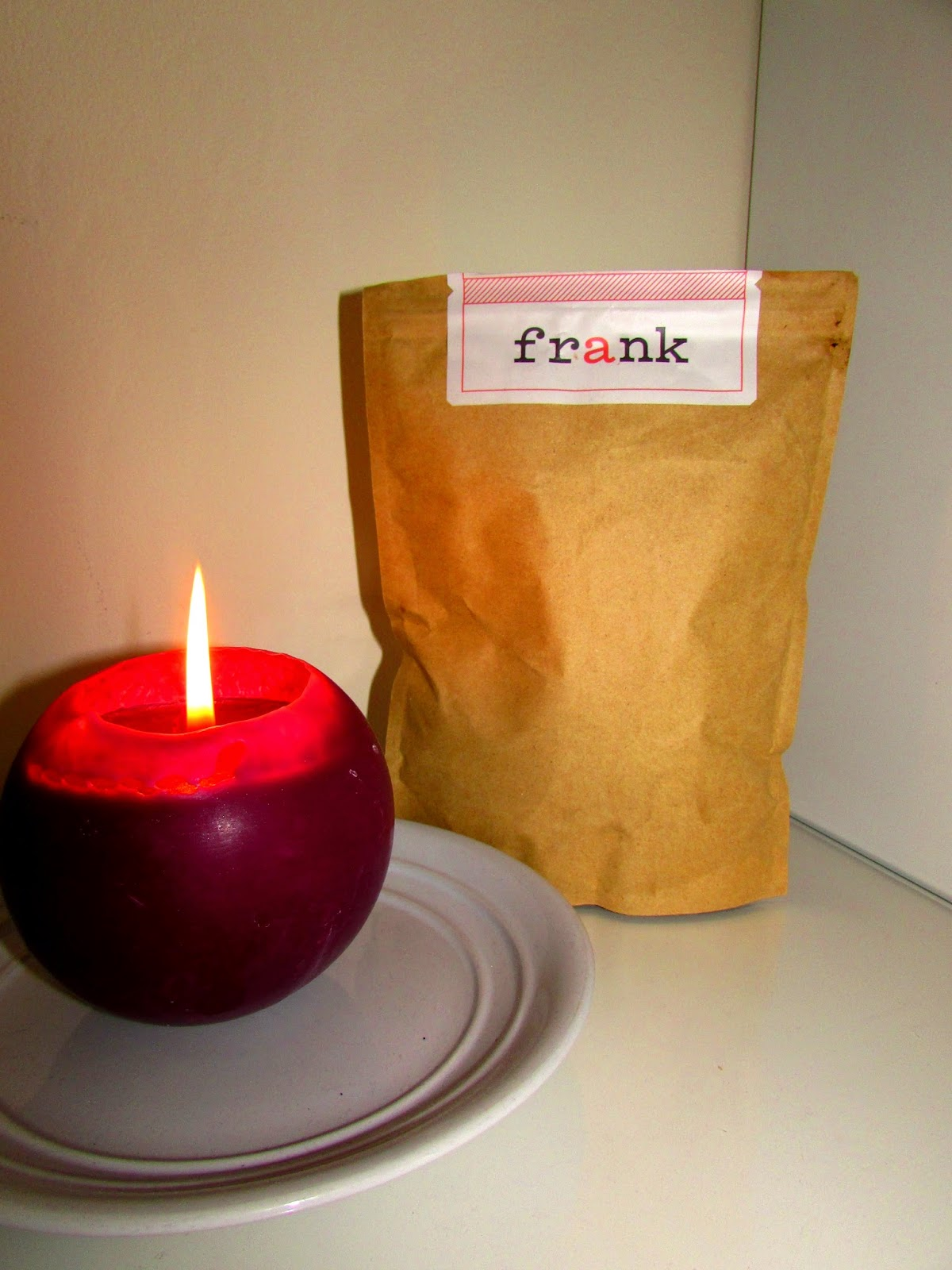 frank coffee scrub
