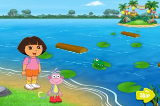 Dora's ABCs Volume 3