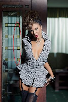 Секси изпълнителката Андреа отново провокира феновете си с нова фотосесия