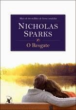 Nicholas Sparks, O Resgate, sorteio