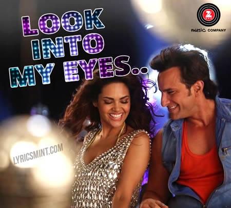 Look Into My Eyes - Humshakals