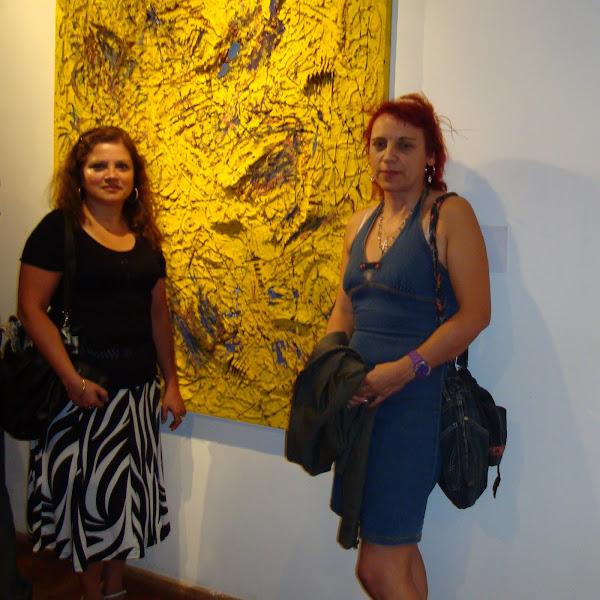en  Exposicion de NANOKU Sala de Arte CdA