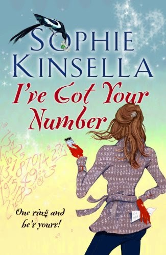Sophie Kinsella I've got you're number book review reading this month
