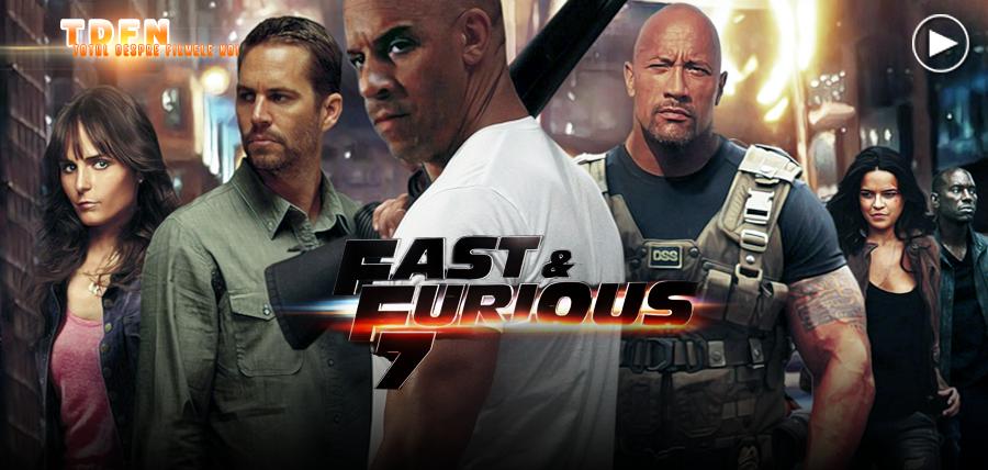 Trailer FURIOUS 7: Acţiune Fantastică În Viteză