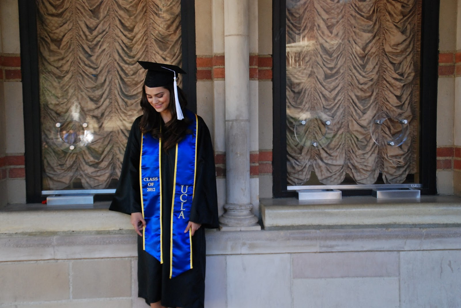 Throwback Thursday My Graduation Ucla Class Of 2012 Laurels Finds