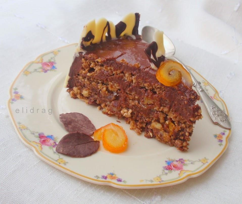 Торта Алказар за моя рожден ден