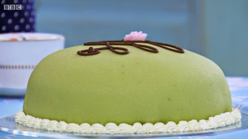Great British Baking Show Andrew S Grandmothers Chocolate Cake