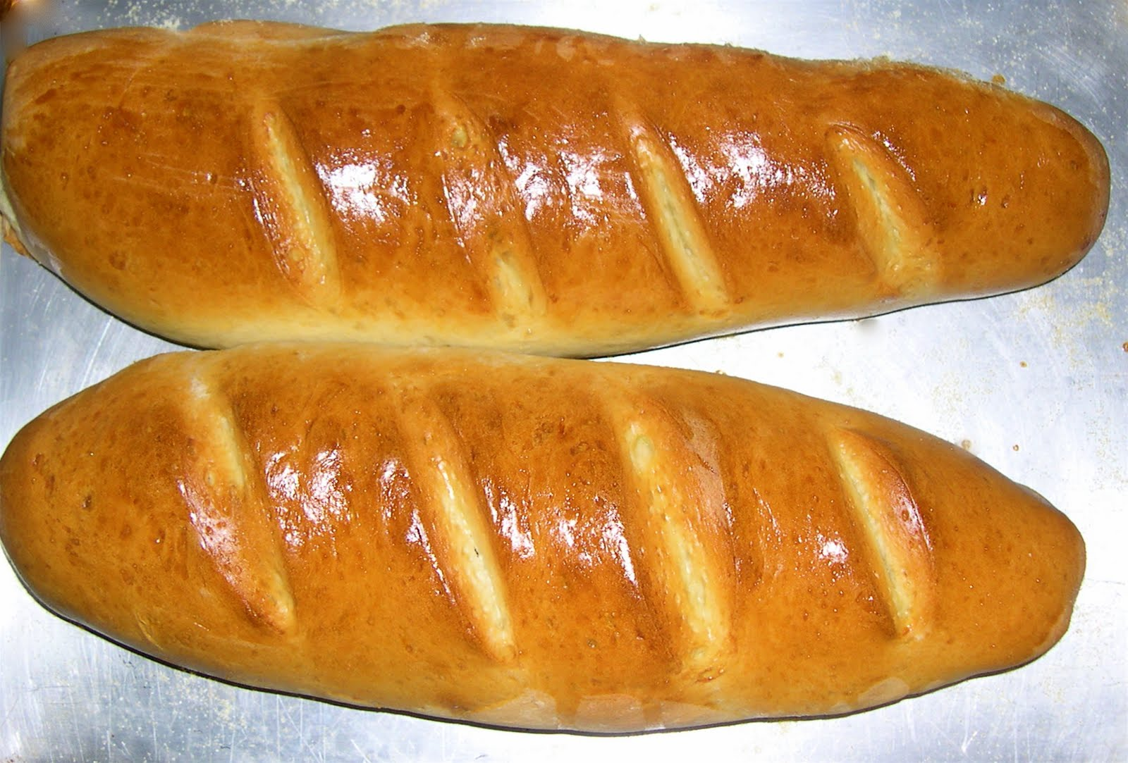 French Bread Recipe — Dishmaps