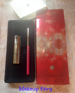 kiko haute punk luscious punk lip set review