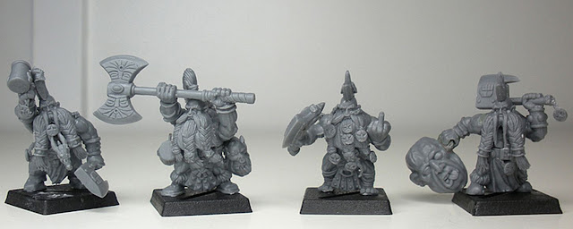 Dwarf Slayer Unit