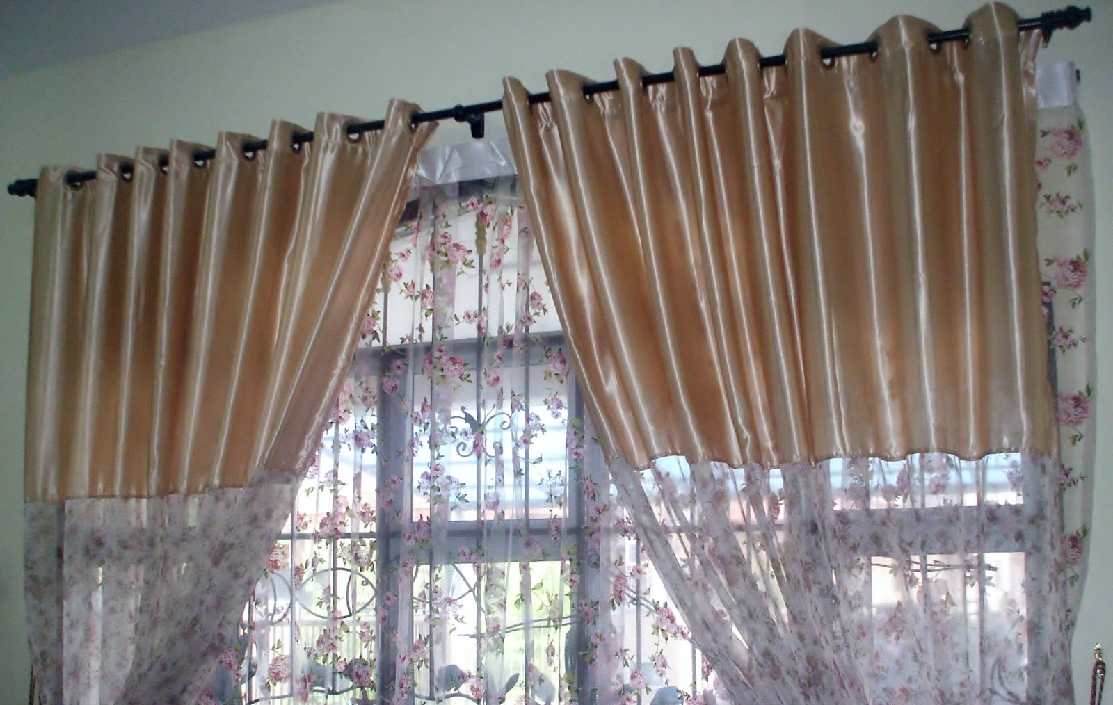 IdaMan Curtain n Railing: March 2013