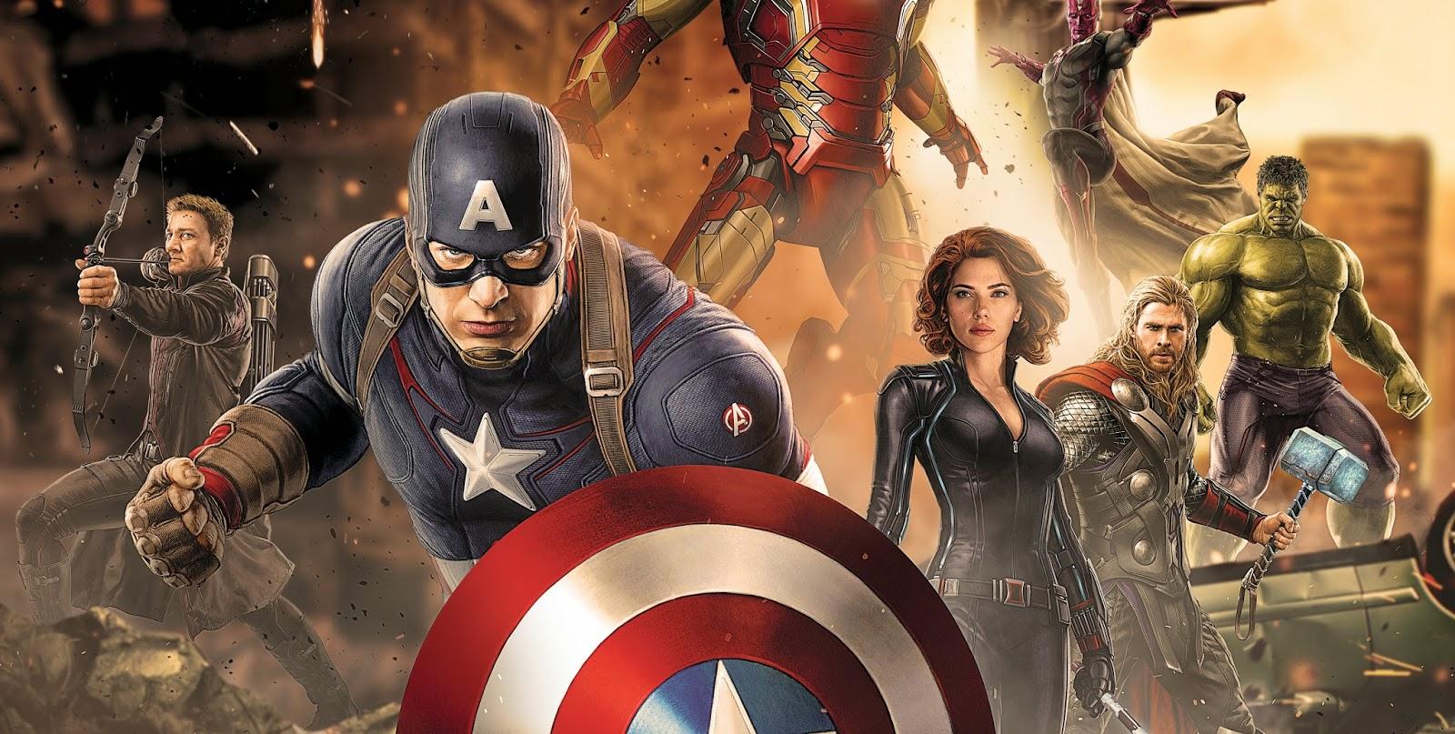 Anthony & Joe Russo assumem direção de Os Vingadores 3 & 4