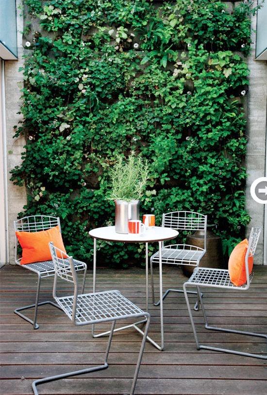 Em rita desastre plantas jardines verticales - Ikea terraza y jardin ...