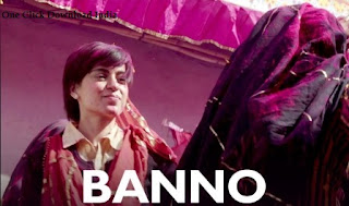 Banno from movie Tenu Weds Manu