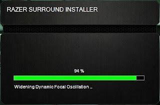 Razer Surround Instal