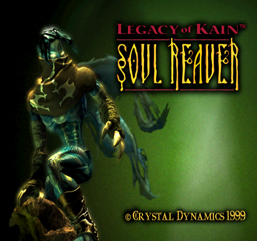 Legacy of Kain Soul Reaver PC title screen