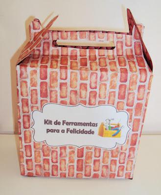 caixa para dia dos pais