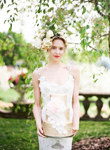 Ana+parzych+custom+cakes+wedding+cakes+nyc+ny+ct+pink+gold+spring+peonies