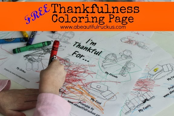 free thankfulness coloring page projectgratitude 9 tips from