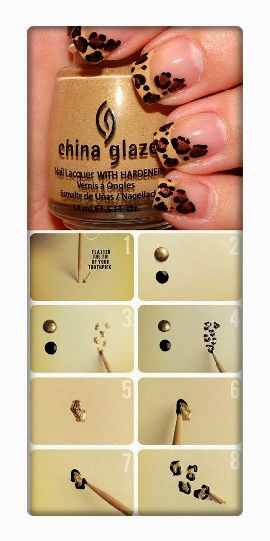 nail designs tutorial for beginners