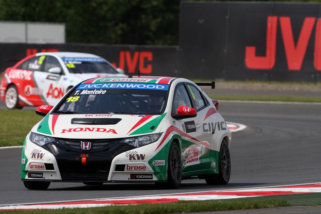 Honda Civic, dziewiąta generacja, sport, wyścigi, zwycięska, WTCC 2013, HR412E, silnik 1.6 turbo, nowy, napęd na przód, FWD