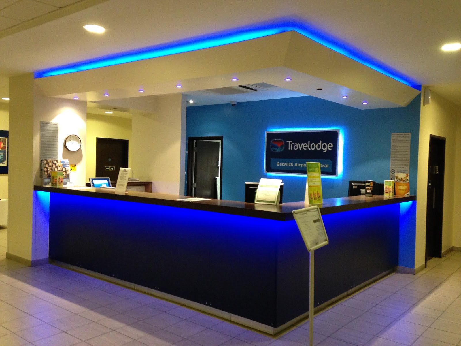 Gatwick travelodge stay park & fly review