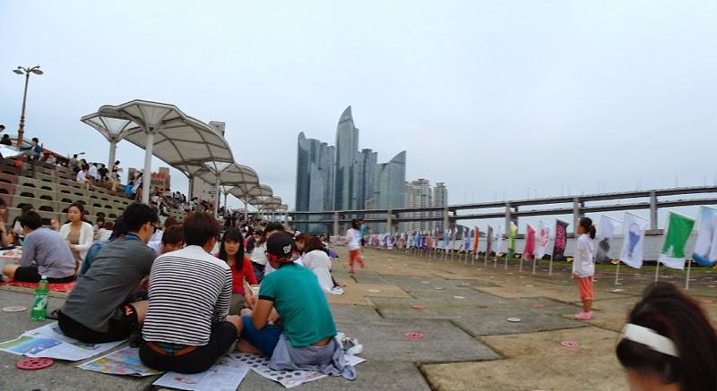 회 Gwanganri GwangAn Bridge Busan Korea lunarrive Travel blog Singapore