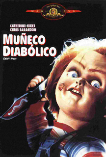 Chucky El Muñeco Diabolico 1 | 3gp/Mp4/DVDRip Latino HD Mega
