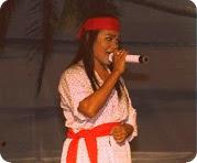 Konser Mitha Talahatu di Mimika Berlangsung Meriah