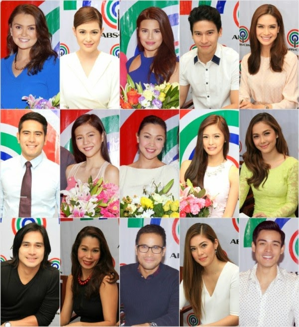 Kim Chiu, Bea Alonzo, Enchong Dee plus 12 other stars renew contract with ABS-CBN
