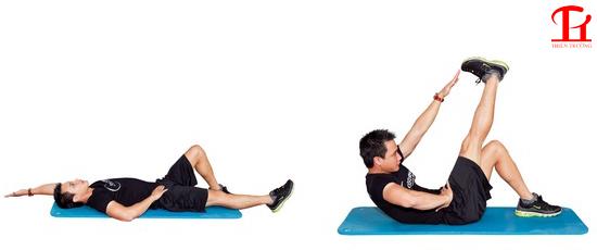 Hướng dẫn tập cơ bụng 6 múi tại nhà