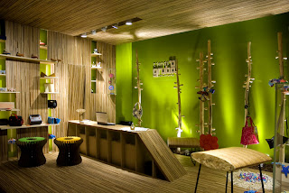 Top Green Interior Design