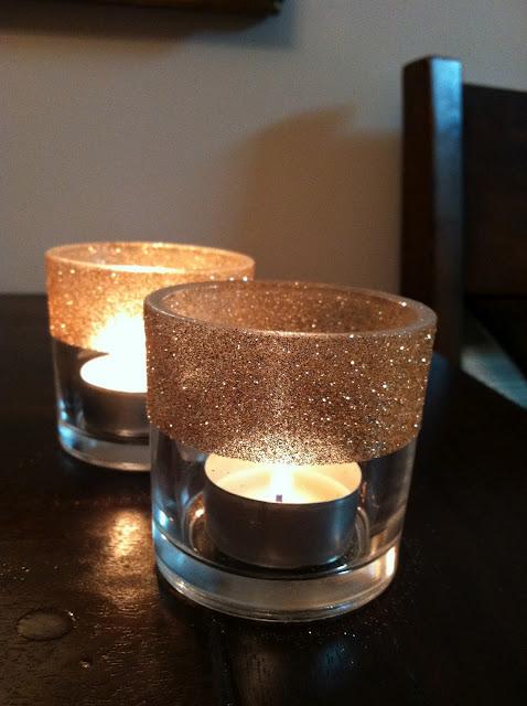 going to the chapel diy glitter vase. Black Bedroom Furniture Sets. Home Design Ideas
