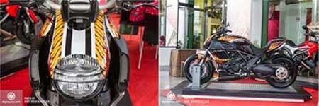 Gambar Ducati Diavel