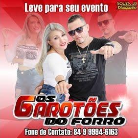 OS GAROTÕES DO FORRÓ