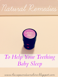 Natural Remedies to Help Your Teething Baby Sleep