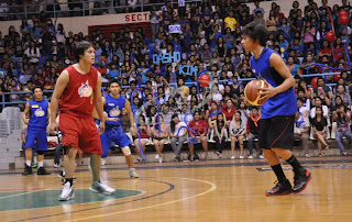 Team Gino Wins Game 2 In Basketball Match Against Team Jao 78-71
