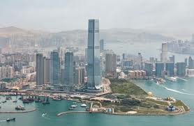 Ritz-Carlton Hong Kong tallest hotel in the world