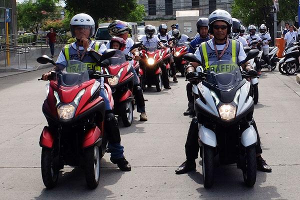 Yamaha Tricity at Davao