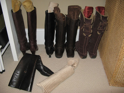Boot Holders