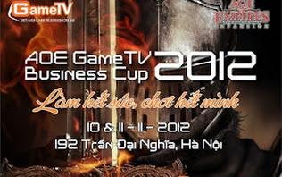 Giải đấu AOE dành riêng cho các doanh nghiệp